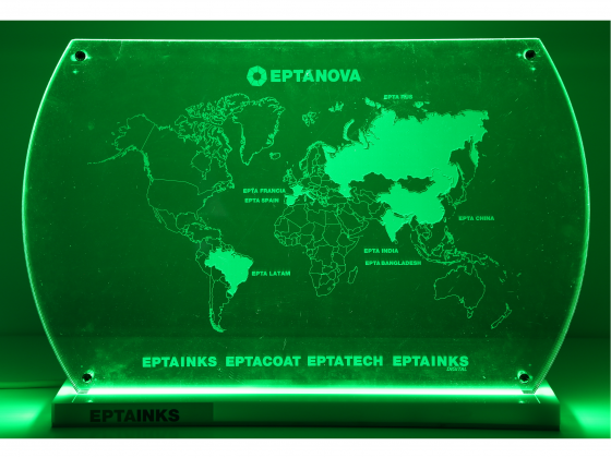 LDI green LED