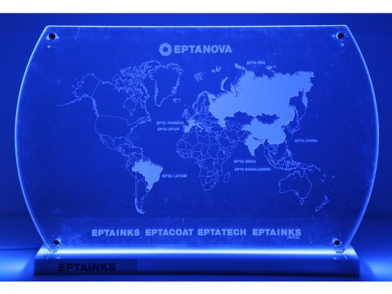 LDI blue LED