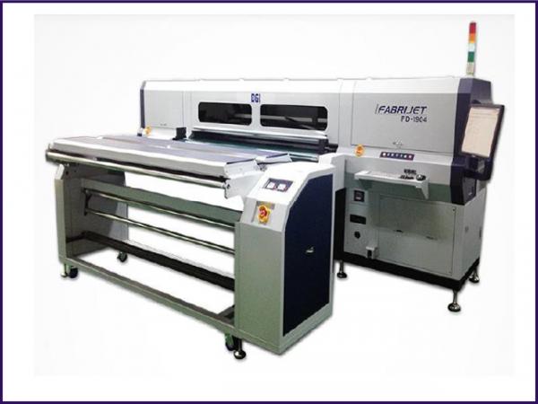 FD-1904 direct digital textile printing plotter