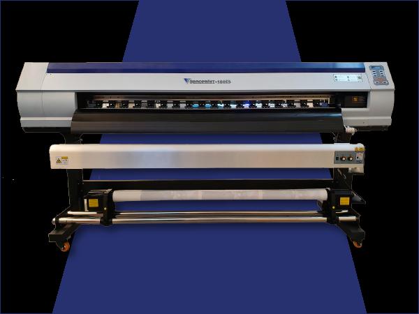 Plotter per stampa digitale