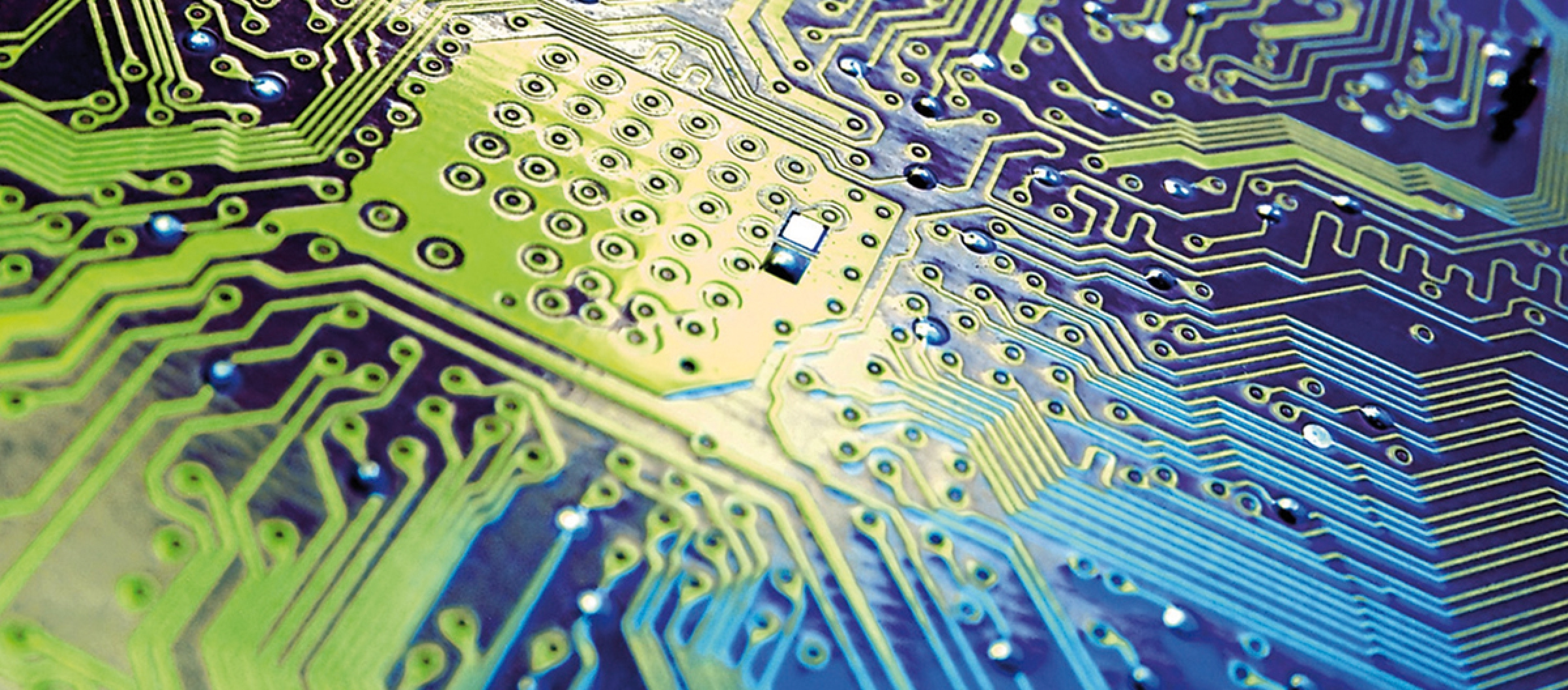 High Tech Printed Electronics
