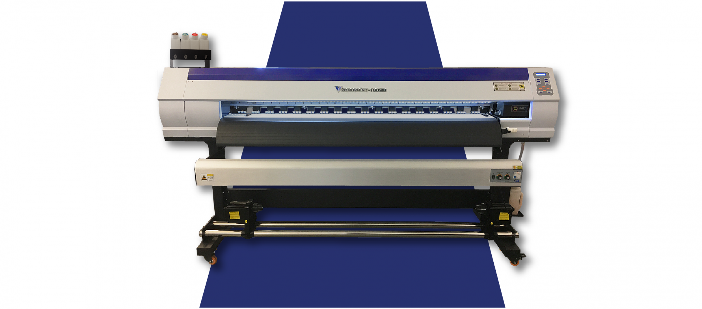 Plotter for digital printing