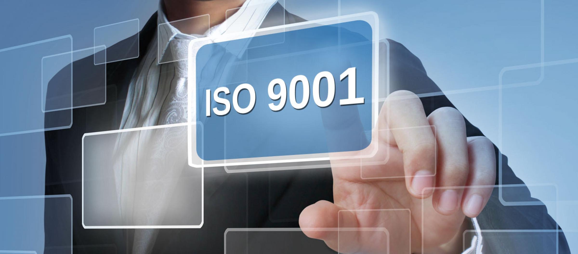 Epta Inks Standard UNI EN ISO 9001:2015