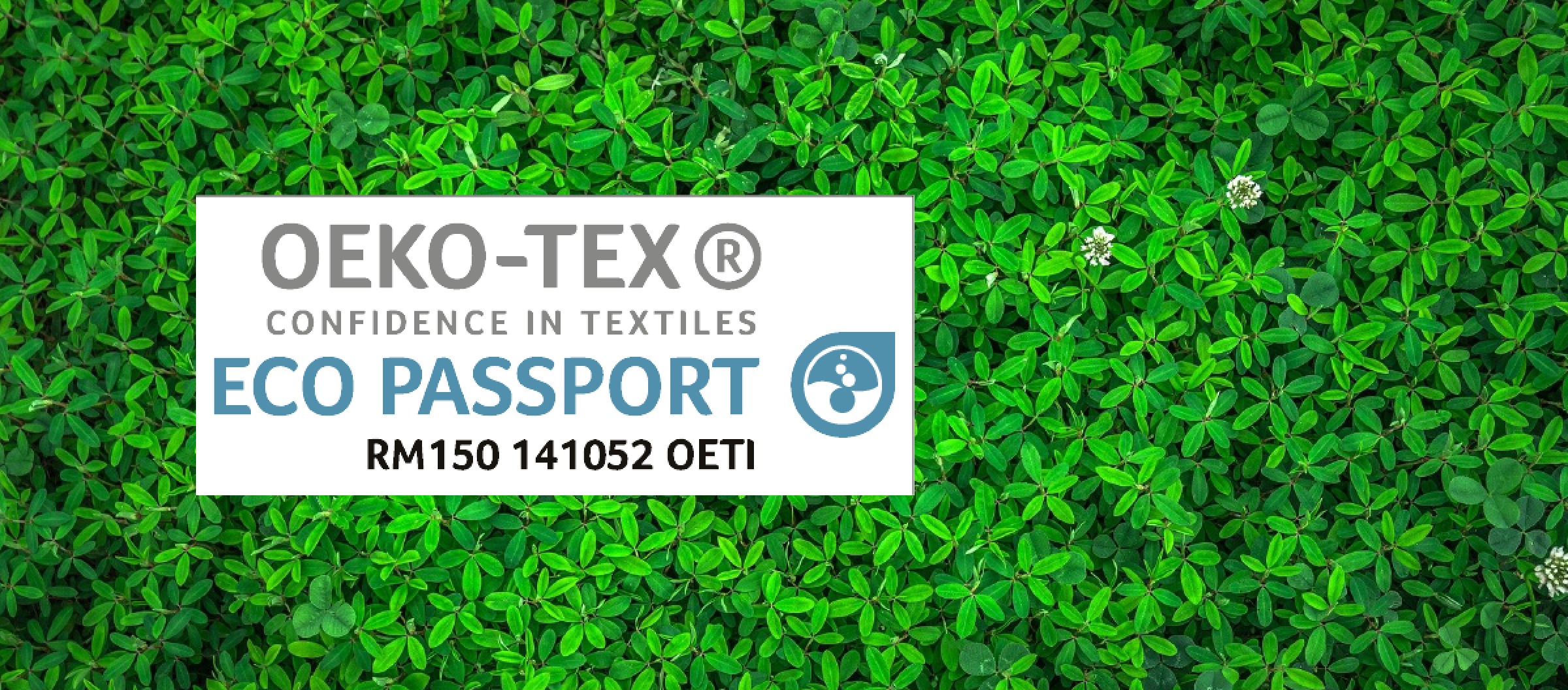 Eco-Passport Oeko-Tex