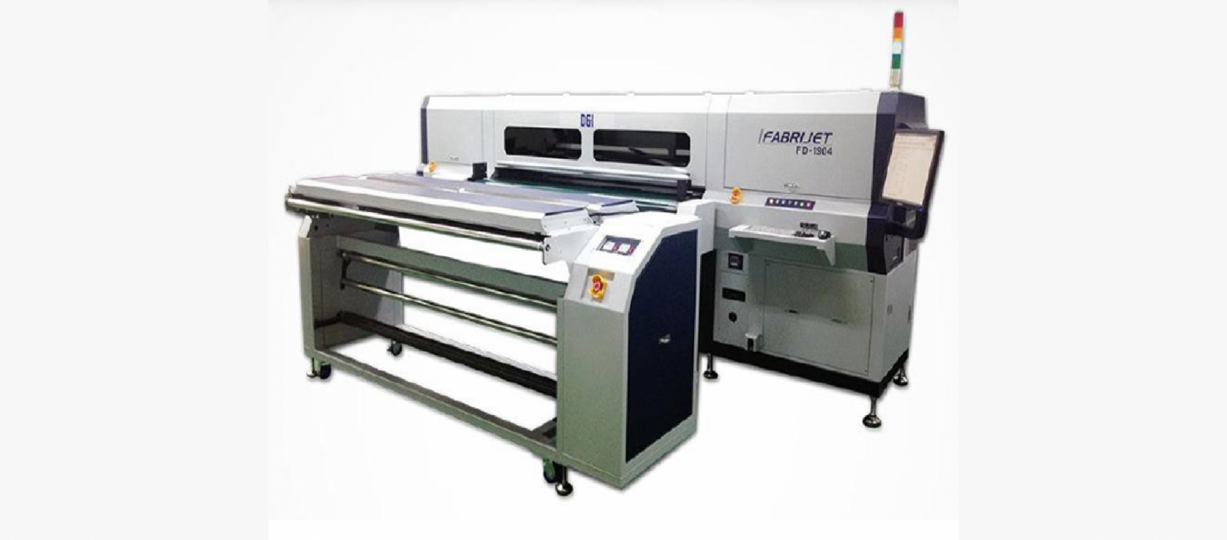 FD-1904 direct digital textile printing plotter