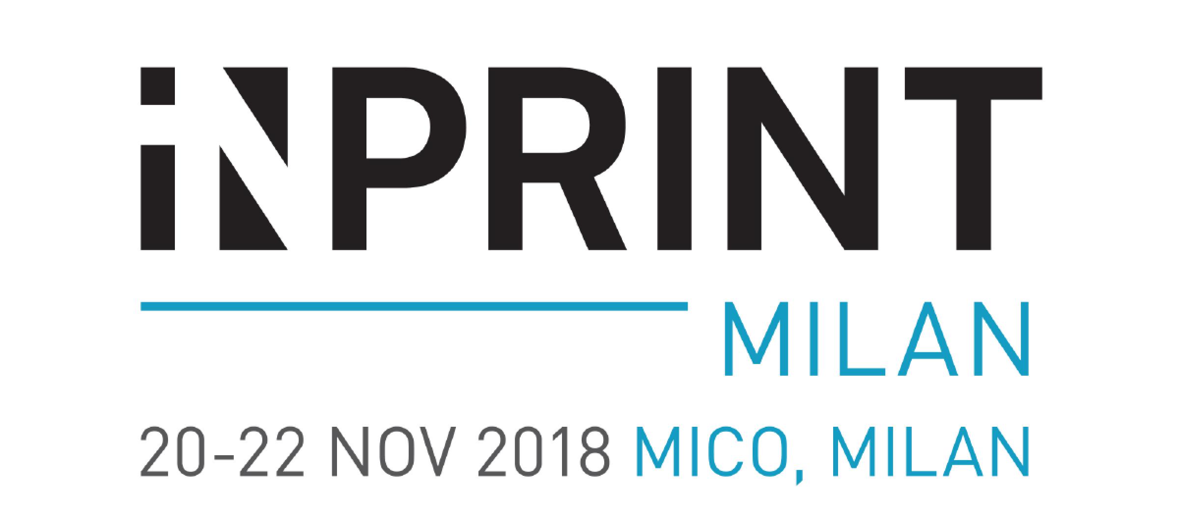 InPrint Milan 2018