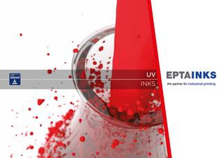 EPTAINKS – UV inks