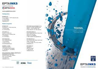 EPTAINKS – Texisil Colours Chart / Cartella colori
