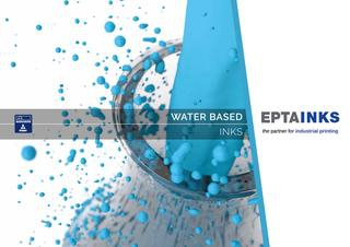 EPTAINKS – Water Based inks
