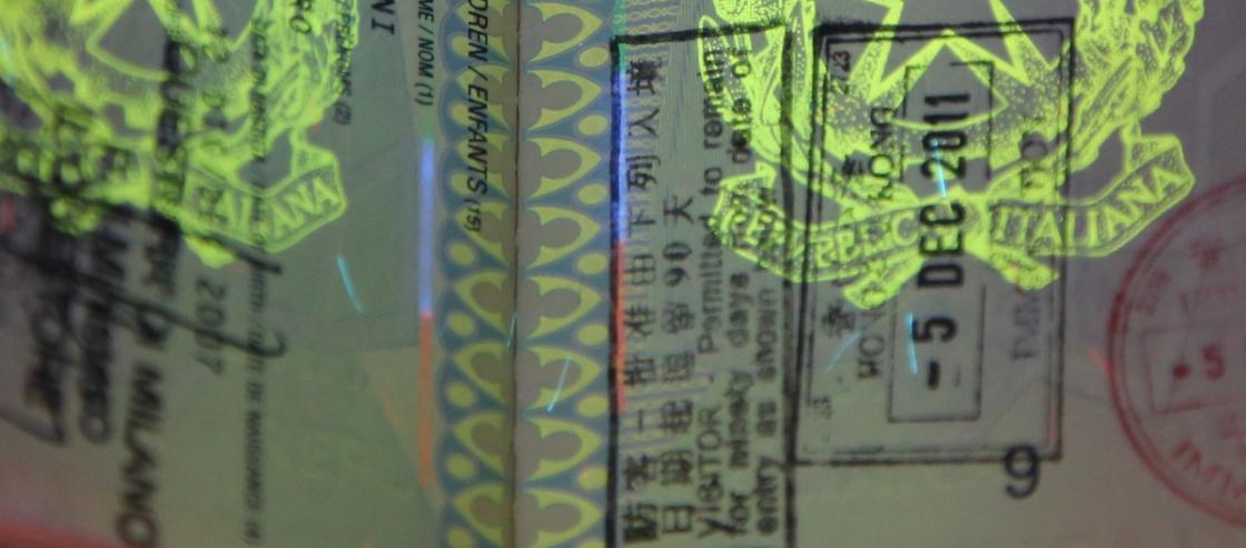 Security-Documents-Passport